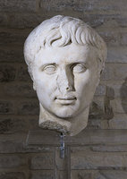 The Archaeological Collection, portrait of Augustus